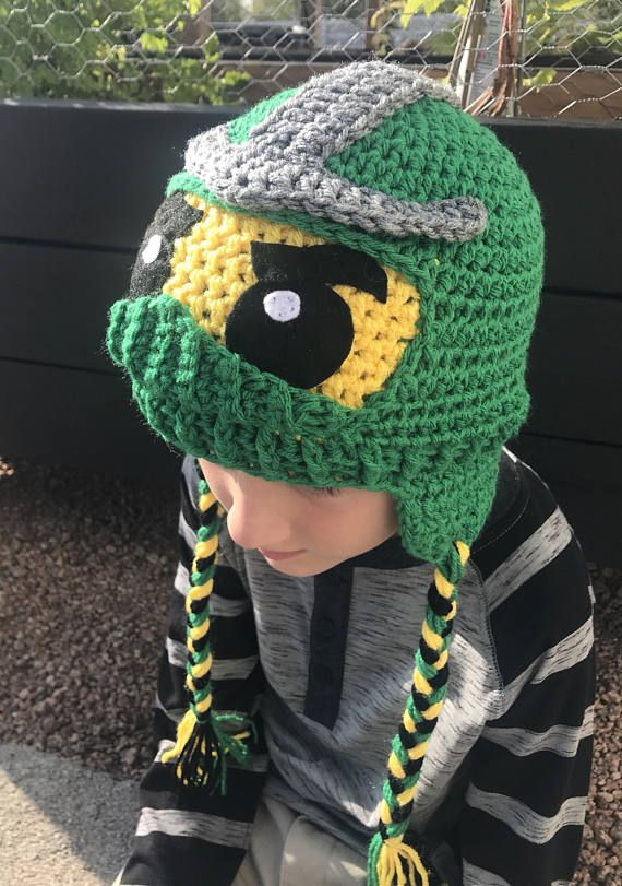 This Is An Updated Version Of The Ninjago Hat Ninjago Characters