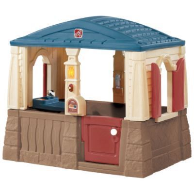 Step2 Neat and Tidy Cottage Playhouse Gift Ideas Pinterest