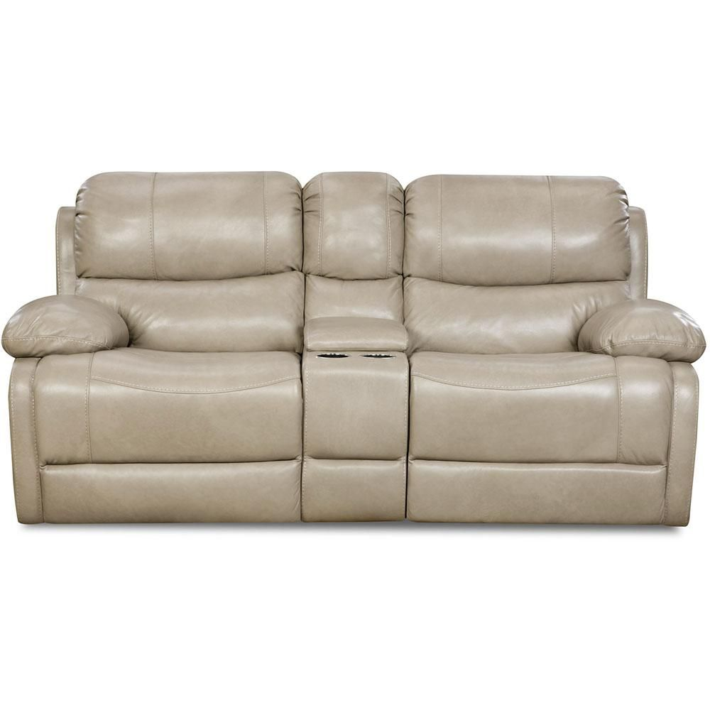 Fabulous Cambridge Austin Leather Putty Double Reclining Loveseat Ibusinesslaw Wood Chair Design Ideas Ibusinesslaworg