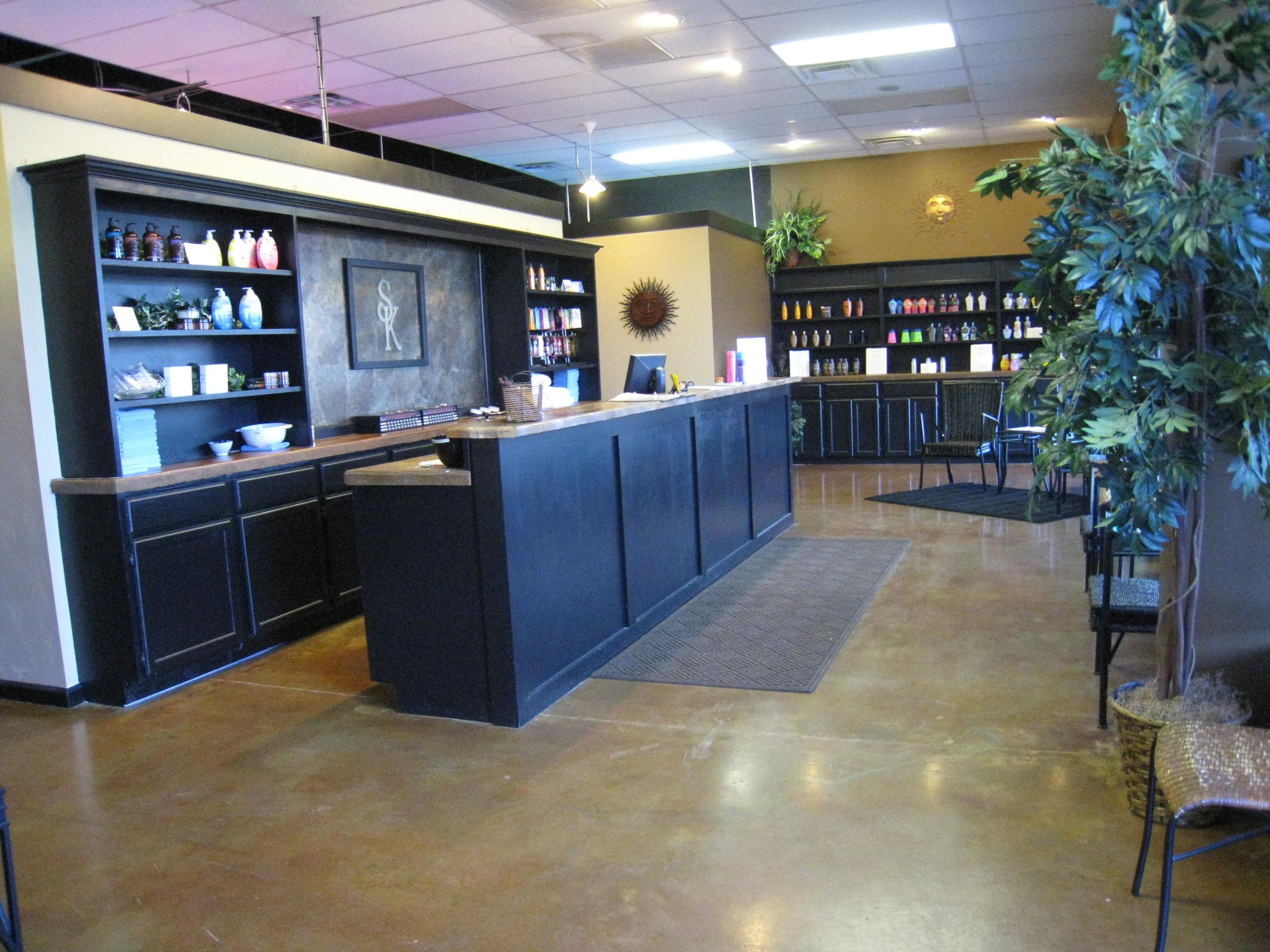 Sunkissed Tan And Spa Salon Lobby Lawrence Ks Ideas