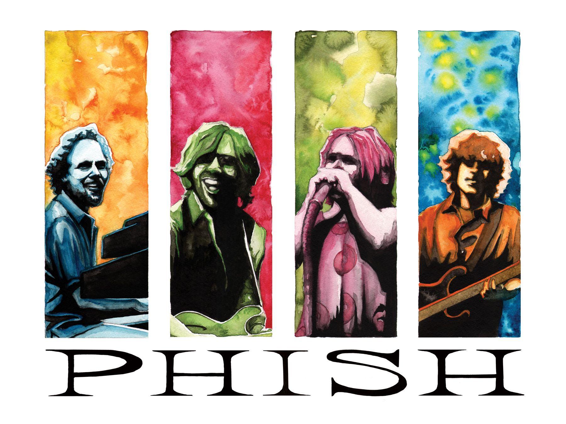 Resultado de imagen de Phish