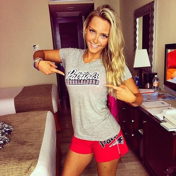 Camille Kostek Facts: Hop On The Bandwagon, We Root Root Root For Her Team (48
