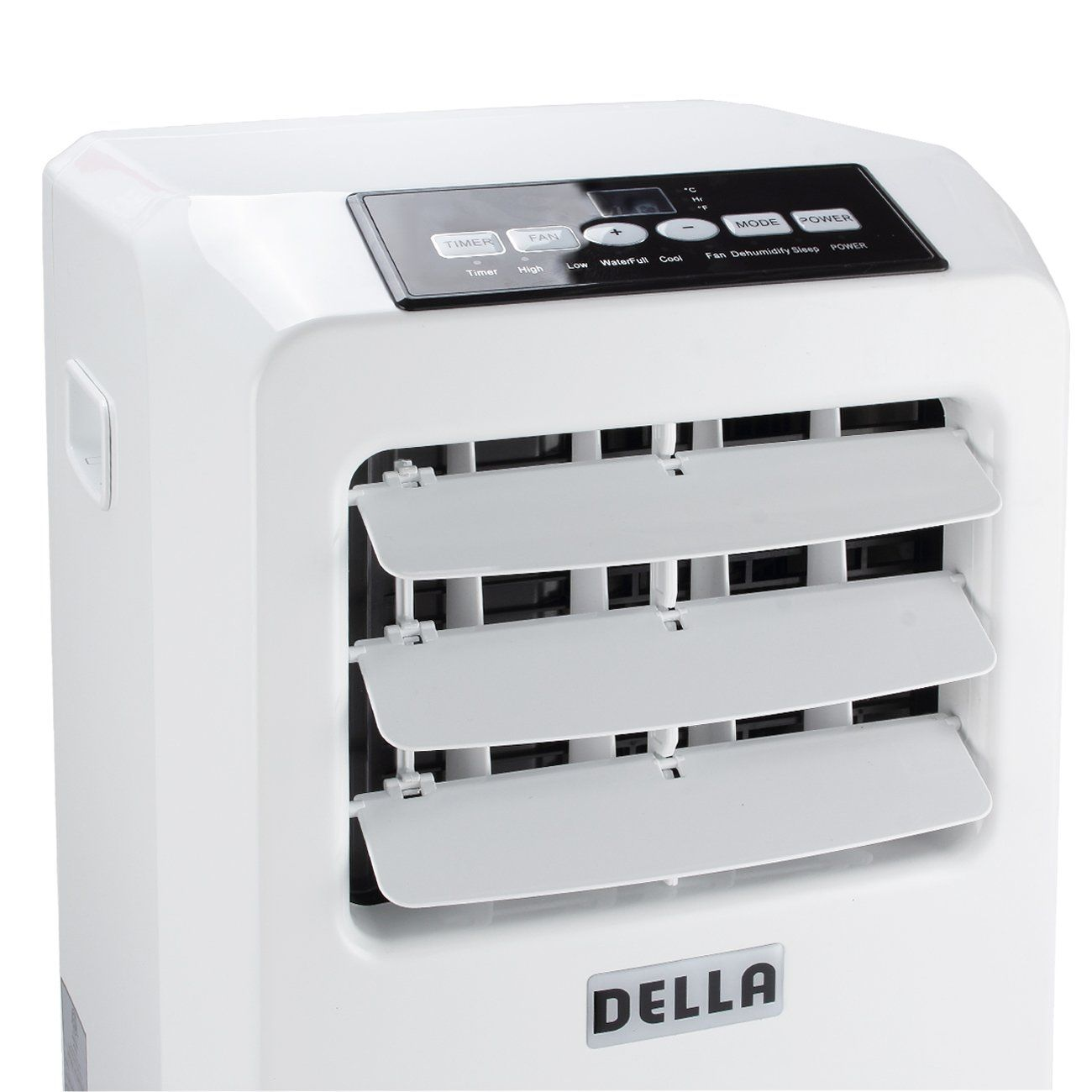 DELLA 10000 BTU Portable Air Conditioner Cooling Fan ...