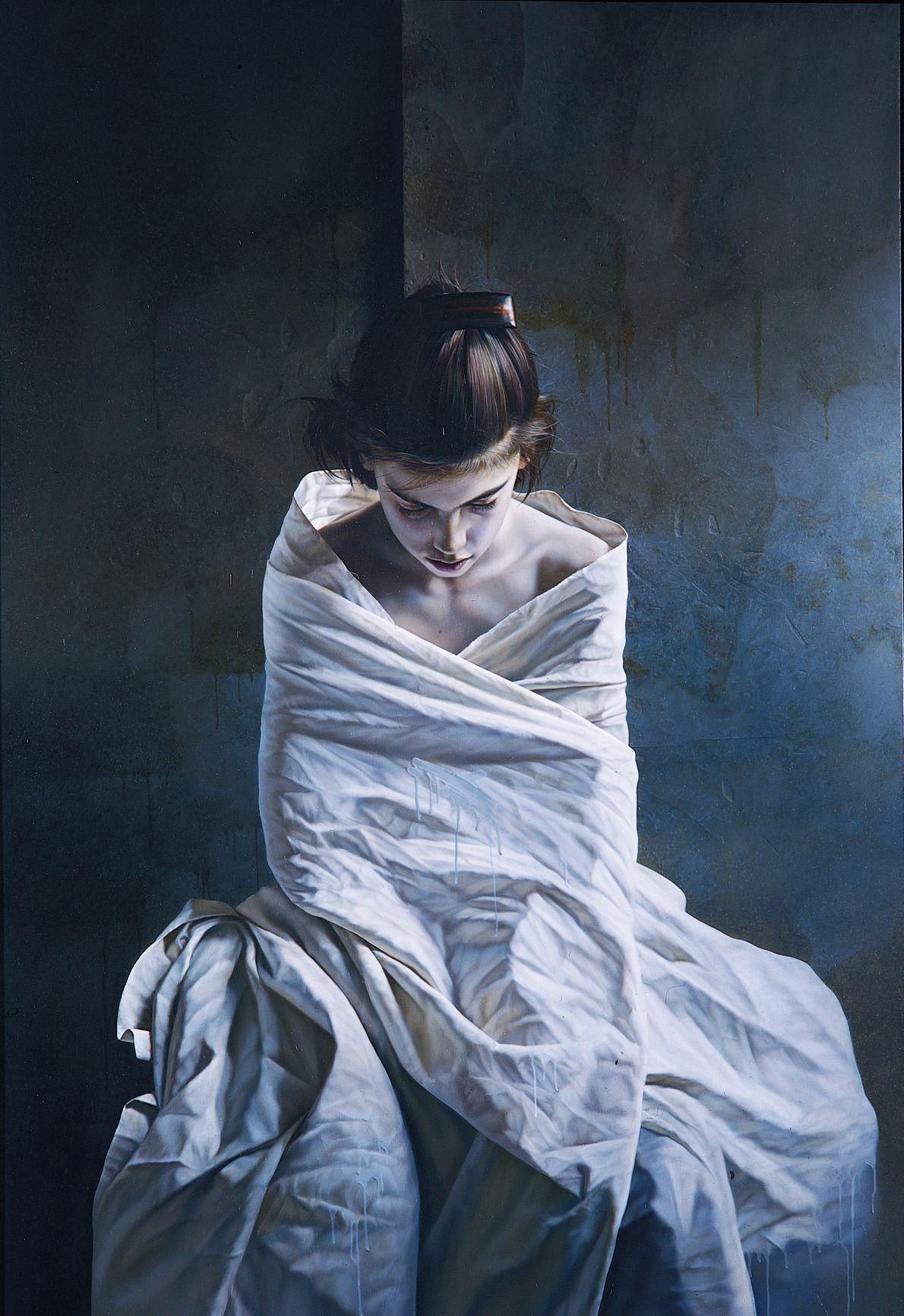 Istvan Sandorfi 1948 2007 Com Imagens Arte Do Corpo Feminino Hiper Realismo Retrato