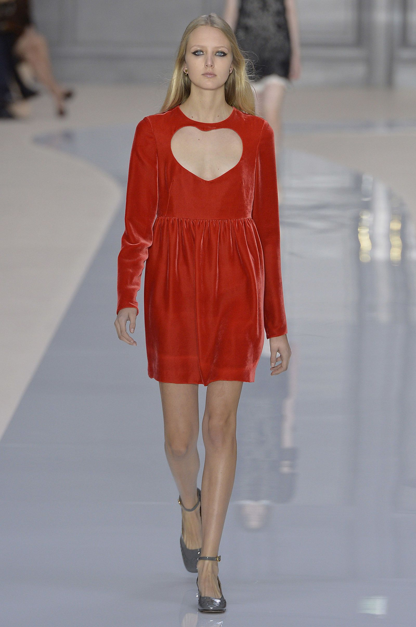 There Was Lots to Love at Clare Waight Keller's Final Collection for Chloé   - ELLE.com