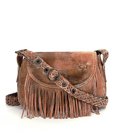 c4d5fe3a7515 Bed Stu East End Fringe CrossBody Bag #Dillards | Haute Handbags ...