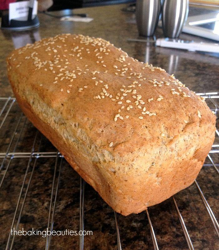 Gluten Free Millet Sandwich Bread Recipe Video Faithfully Gluten Free Recipe Gluten Free Recipes Bread Gluten Free Yeast Free Gluten Free Bread