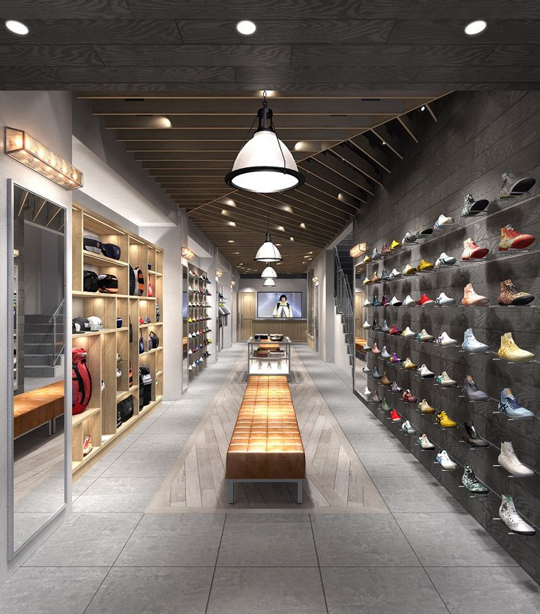 d4ce31ee0b50 Inside Nike s Appointment-Only All-Star Sneaker Store in NYC