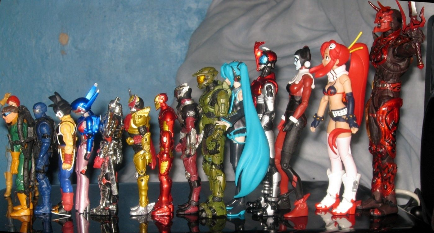 Figure Newcomer Guide #3: Posable Figure Lines; Their Pros and Cons - My Anime Shelf
