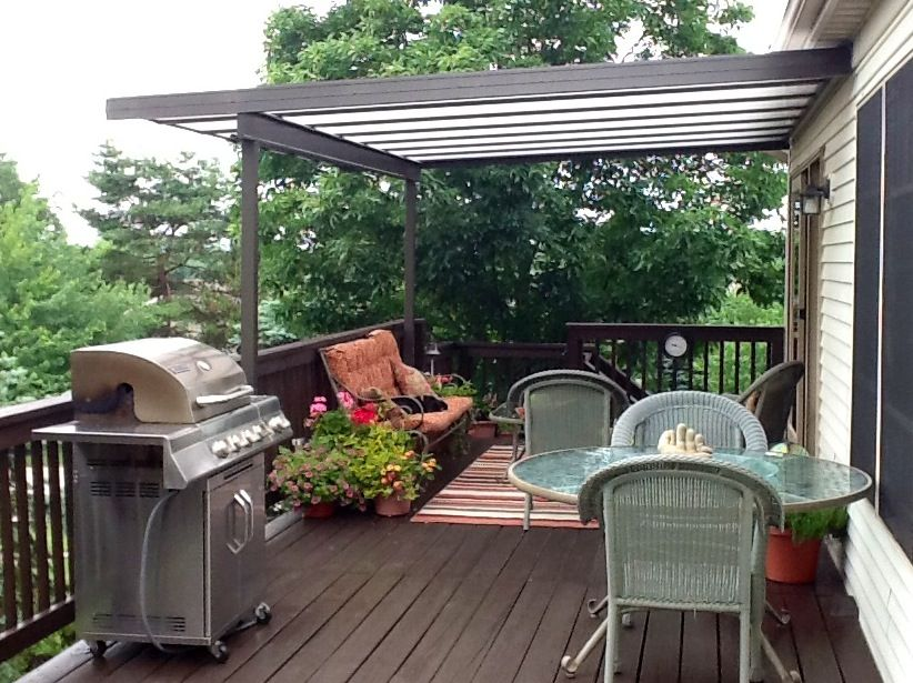 Gallery Patio Covers Awnings Brightcovers Deck Shade Patio Patio Design