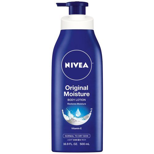 picture relating to Nivea Printable Coupons named Nivea Authentic Humidity Overall body Lotion f $0.01 Magnificence