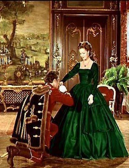 sissi green dress posters pinterest. Black Bedroom Furniture Sets. Home Design Ideas