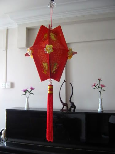 DIY CNY Ang Pow Lantern (With images) | Chinese new year ...