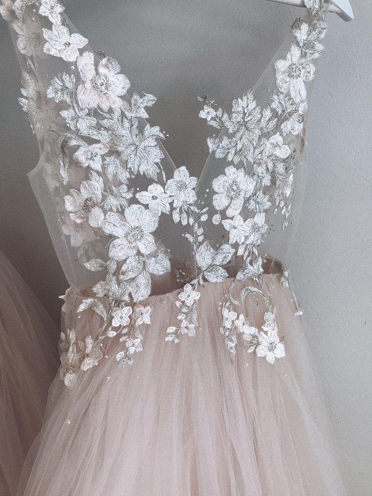 Photo of Wedding Dress by Ulyana Aster. ulyanaaster.com #weddingdress #wedding #weddingid…