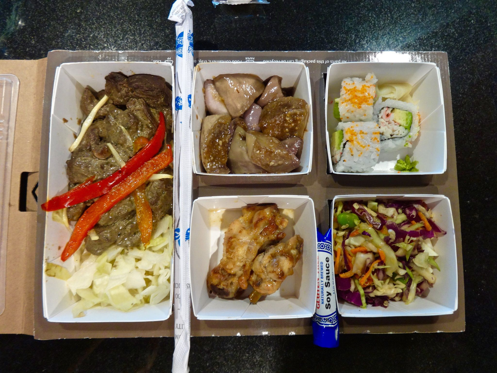 Trying New Delivery Service Bento In San Francisco Bento Eat Food