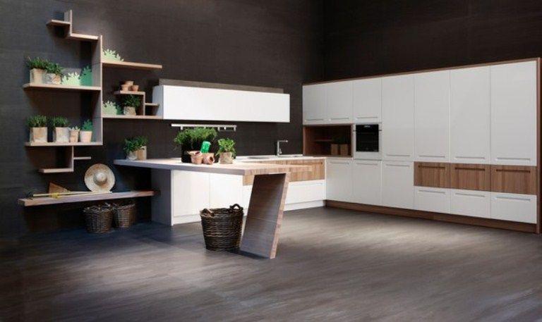 Modern Kitchen 2013 modern kitchen of natural elm woodstosa | digsdigs | design