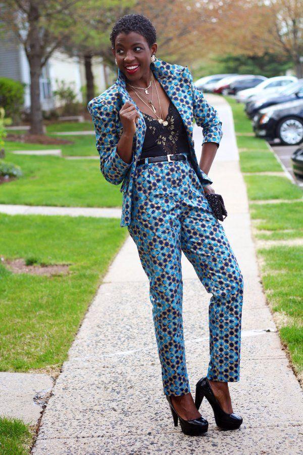 inspiration ensemble pantalon en pagne pagnifik african woman fashion pinterest pagne. Black Bedroom Furniture Sets. Home Design Ideas