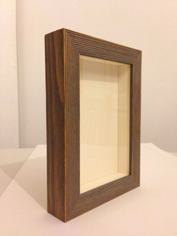 A4 Drift Wood Box Picture Frame With Non Breaking Gallery Acrylic With Images Idei Nuntă Idei