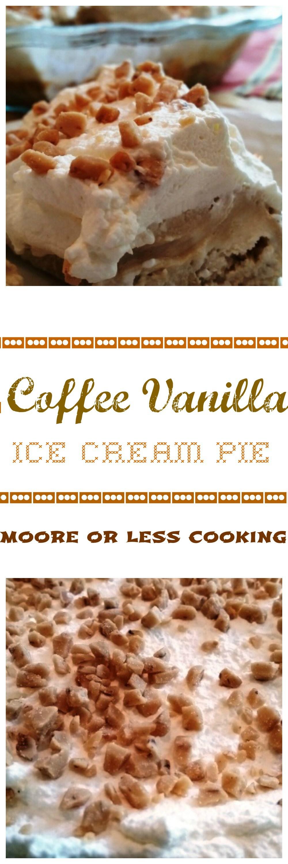 COFFEE VANILLA ICE CREAM PIE SUNDAYSUPPER Pecan Meringue