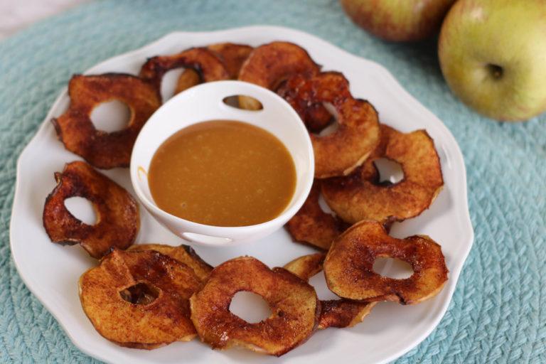 Air Fryer Cinnamon Sugar Apple Chips Recipe Recipe in