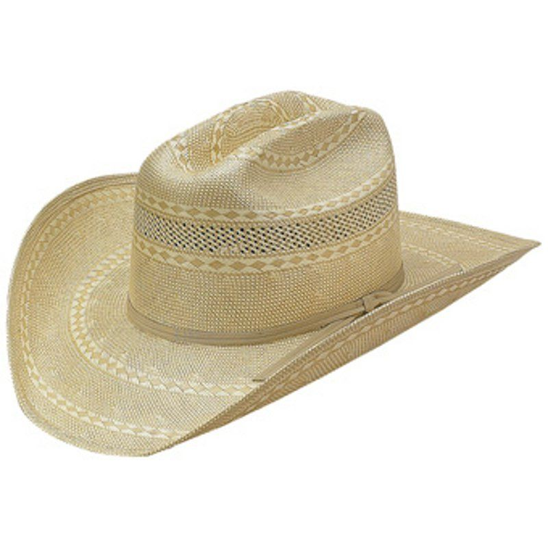50fefe92a7 American Hat Company Two- Toned Vented Western Hat