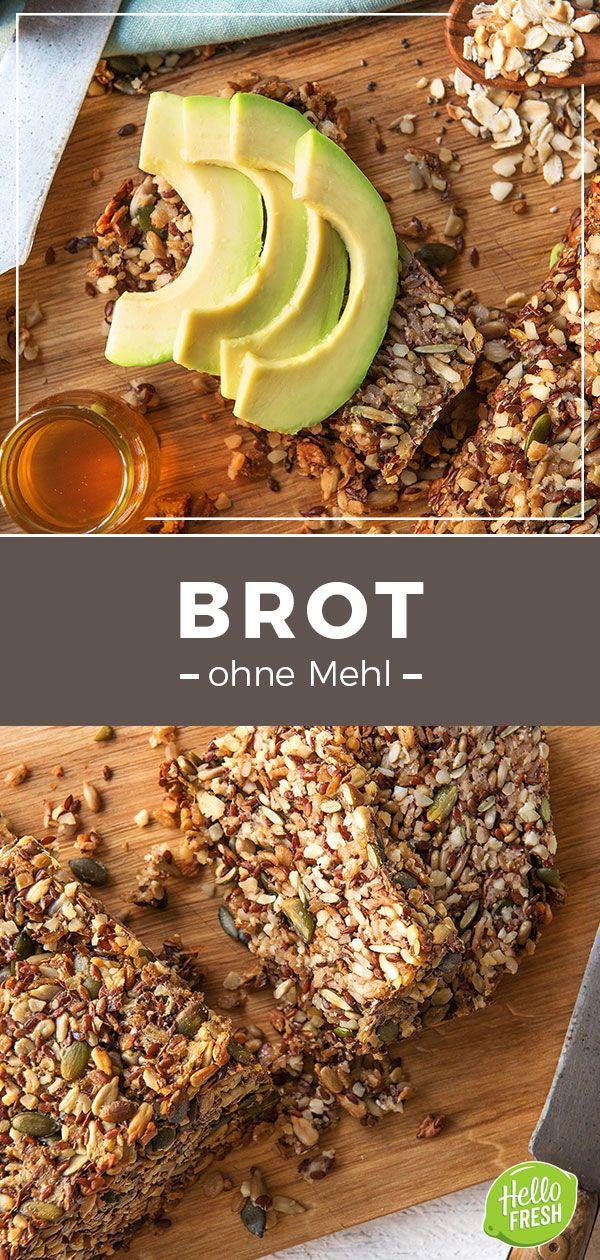 Brot ohne Mehl: Unser Energiebrot | HelloFresh Blog
