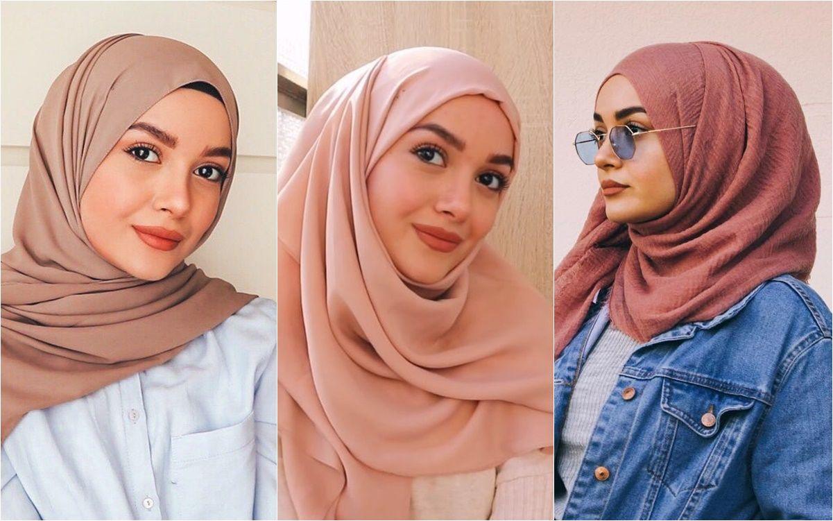 3 Easy Beautiful Hijab Tutorial By Rukiye Gul Hijab Fashion Inspiration Hijab Tutorial Hijab Style Tutorial Beautiful Hijab