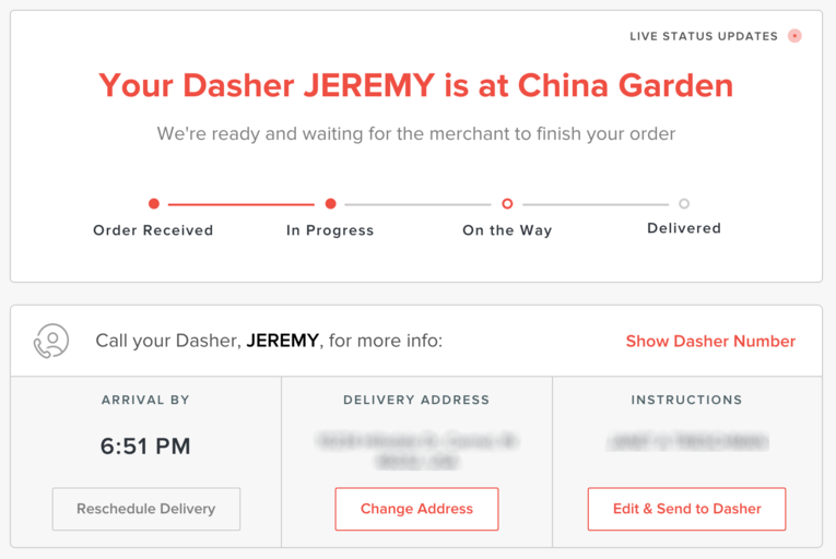 Hungry? Get Fed in a Dash with DoorDash and Promo Code | GR 360