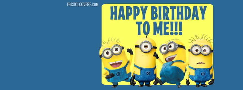 #MyFitnessResolution Minions wishing happy birthday ...