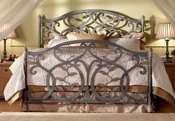 Iron Beds With Images Decor Over Bed Bed Design Bed Frame Design