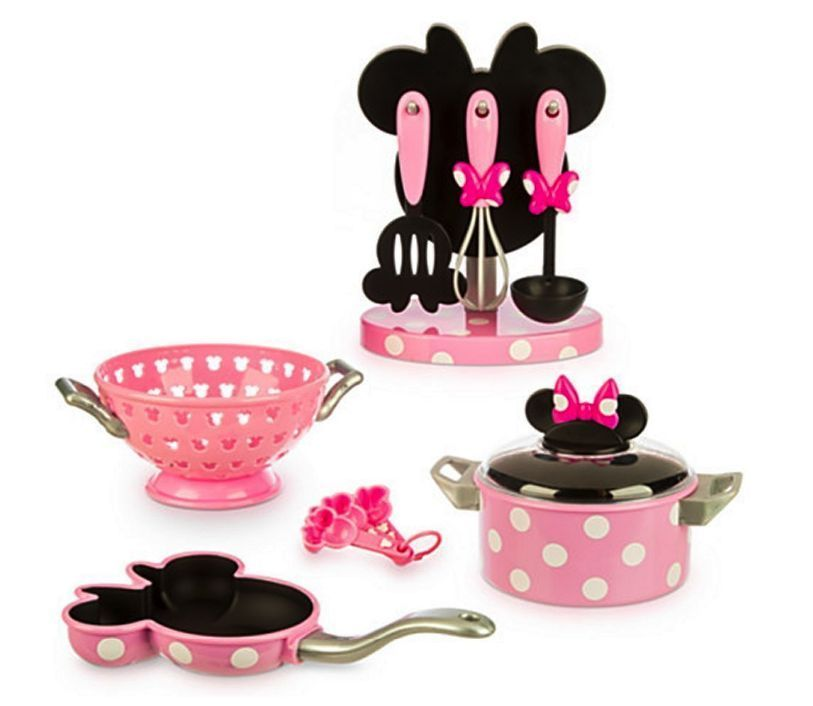 Minnie mouse toy kitchen accessories all the best for First kitchen set