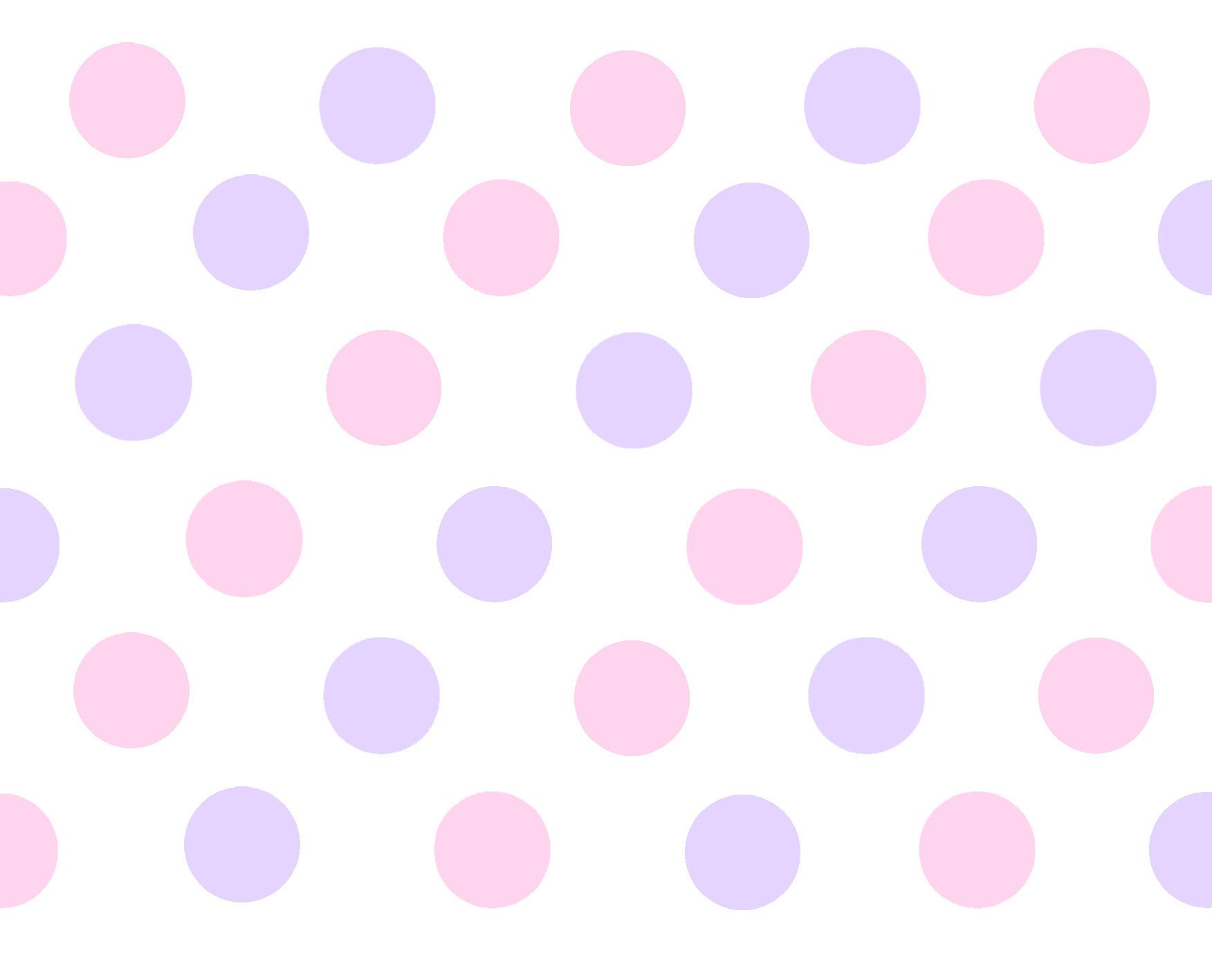HD Polka Dot Wallpaper
