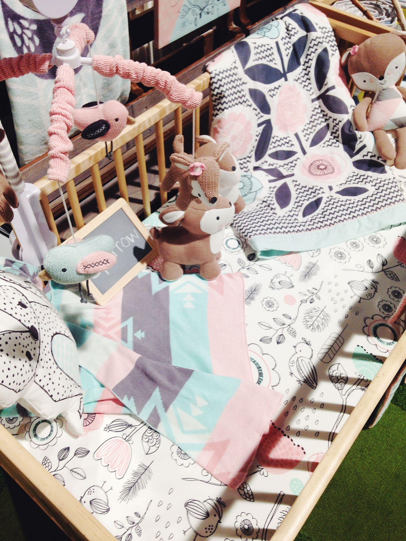 Everything Designish Baby Boy S Nursery: Southwestern Influenced Prints Trending At ABC Kids Expo