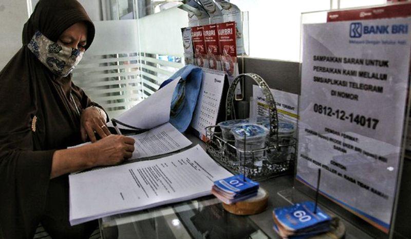 Blt Umkm Rp 2 4 Juta Diperpanjang Bri Sediakan Layanan Cek Penerima Pemerintah Perbankan Investasi