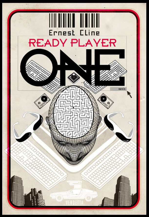 Norwegian Cover Ready Player One Player One Ready Player Two