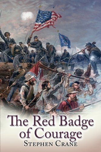 The Red Badge of Courage by Stephen Crane http://www.amazon.com/dp/1511827831/ref=cm_sw_r_pi_dp_sUkovb1K47MW8