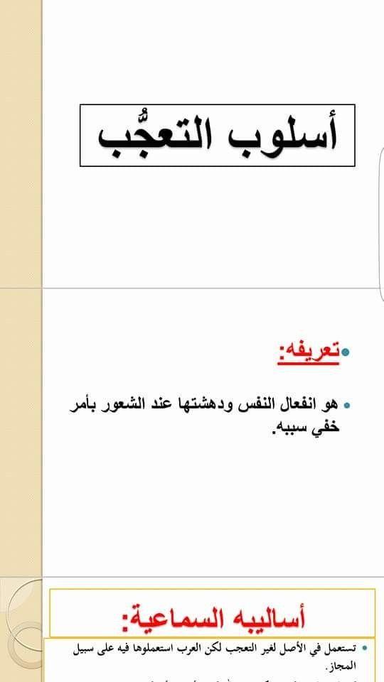 اسلوب التعجب في اللغة العربية Arabic Alphabet Letters Lettering Alphabet Arabic Alphabet