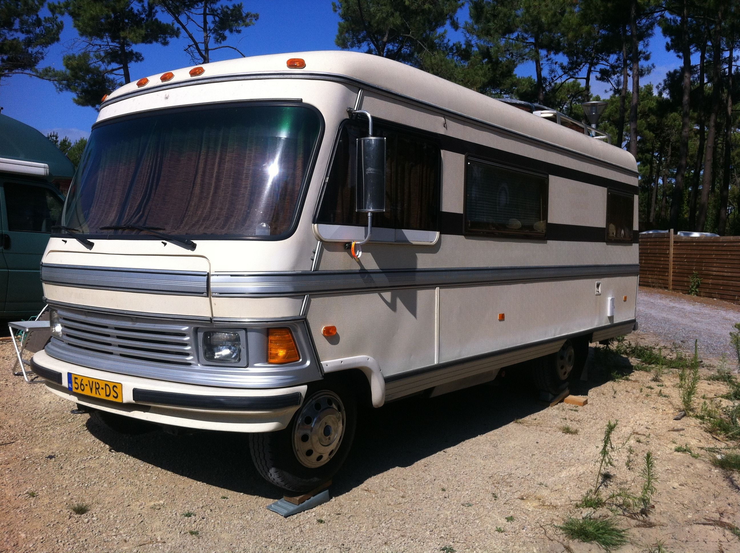 Mooie eighties Hymer met ster! Recreational Vehicle, Rv, Camper Van,  Motorhome,