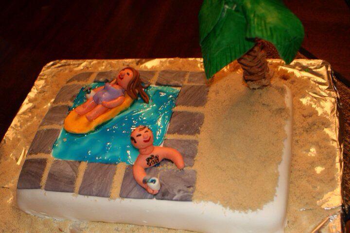 Birthday Cakes Phoenix ~ Phoenix birthday cake for mom cakes i make