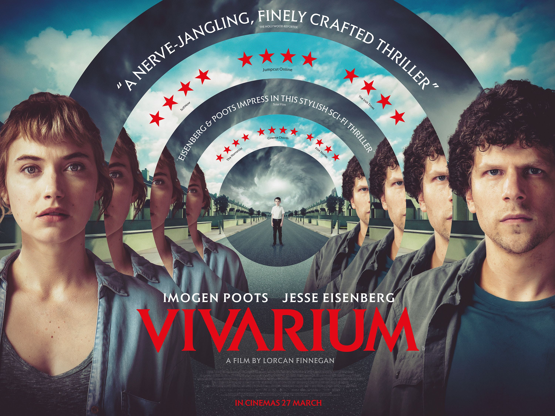 Coming To Uk Cinemas Next Month From Vertigo Releasing Rachel Knightley Comes Away Mighty Impressed With Vivarium Read Imogen Poots Sci Fi Thriller Vivarium