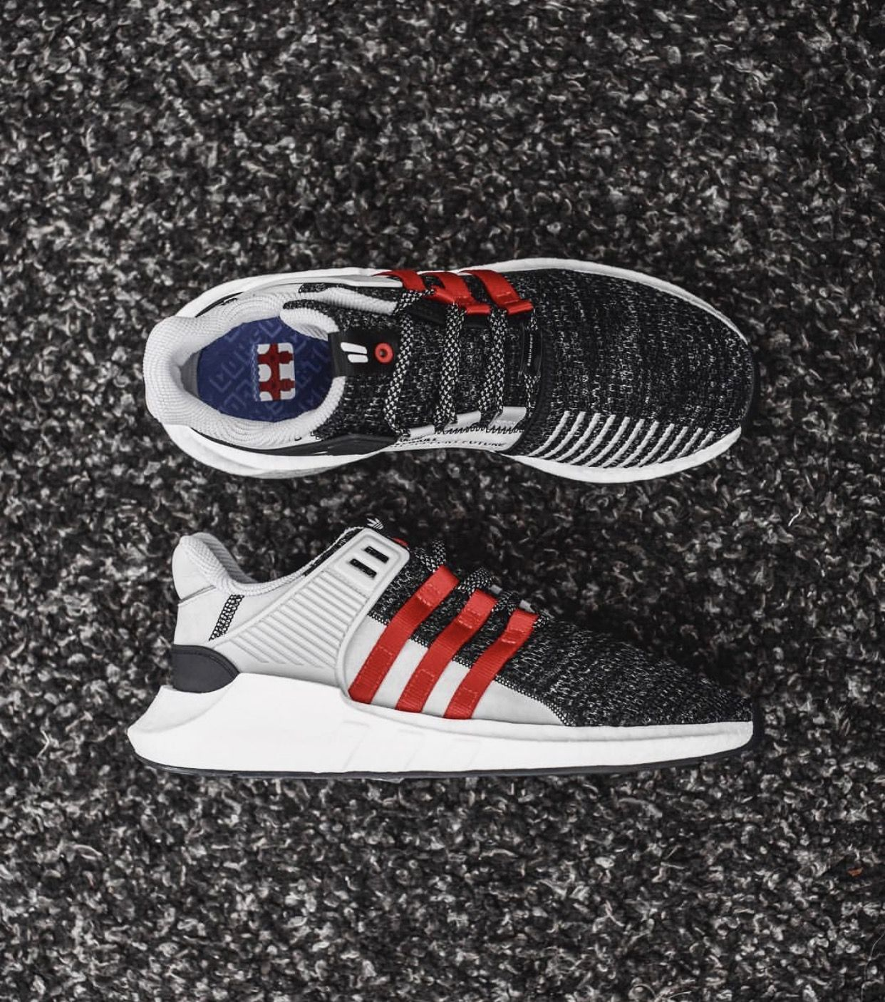 purchase cheap 06bf3 7deca adidas EQT Support 9317 Future x Overkill Consortium