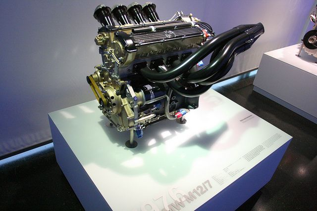 1976 bmw m12 7 f1 engine the block is a 1 5l m10 as used. Black Bedroom Furniture Sets. Home Design Ideas