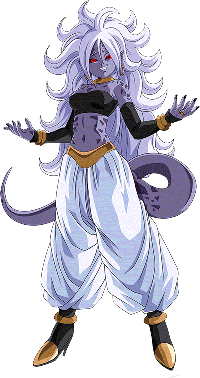 Android 21 Evil Fighter Z Cell Absorbed Render By Maxiuchiha22 On Deviantart Anime Dragon Ball Super Dragon Ball Image Dragon Ball Art