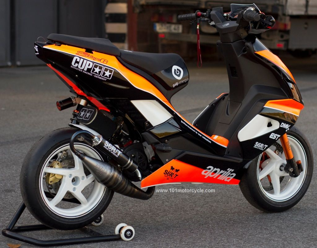 Aprilia Sr 50 R Stage6 R T 70cc