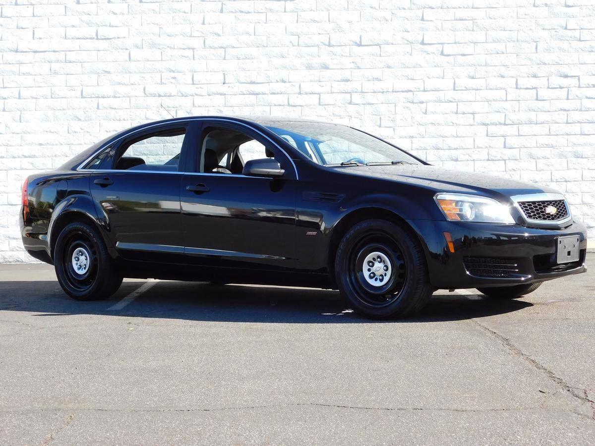 2013 Chevrolet Caprice 6 0 Liter Fi V8 6sp Auto Limited Slip Axle