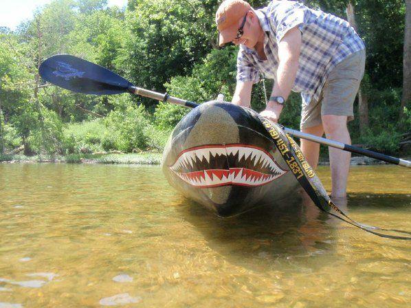 Shark Attack Yak