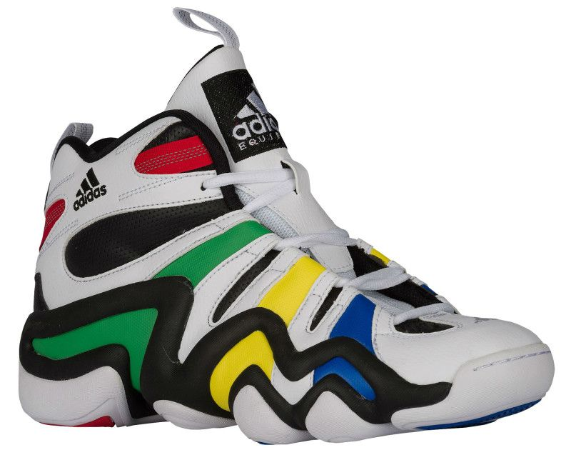 The adidas Crazy 8 Olympic Rings Celebrates The Summer Games