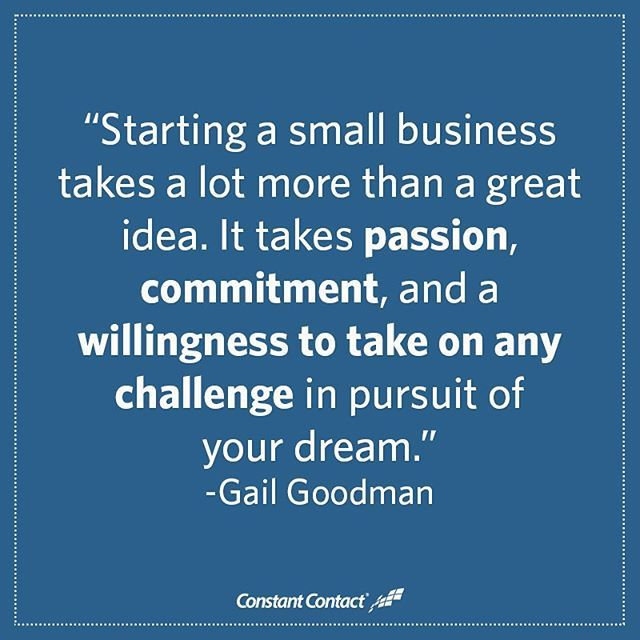 Inspirational Quotes For Business Growth: Small Business Owners Are Very Important To Us! We Admire