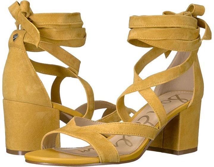 995e2ce95aa Sam Edelman - Sheri Women s 1-2 inch heel Shoes - On Sale -  afflink ...
