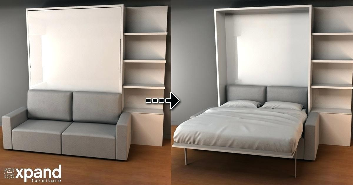 Super Wall Bed With Sofa Images New Wall Bed With Sofa For 85